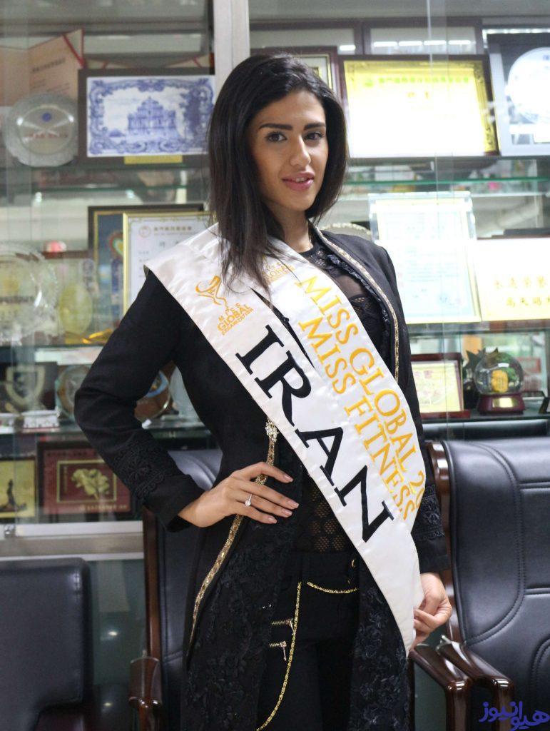 دختر شایسته ایرانی ملیکا رضوی