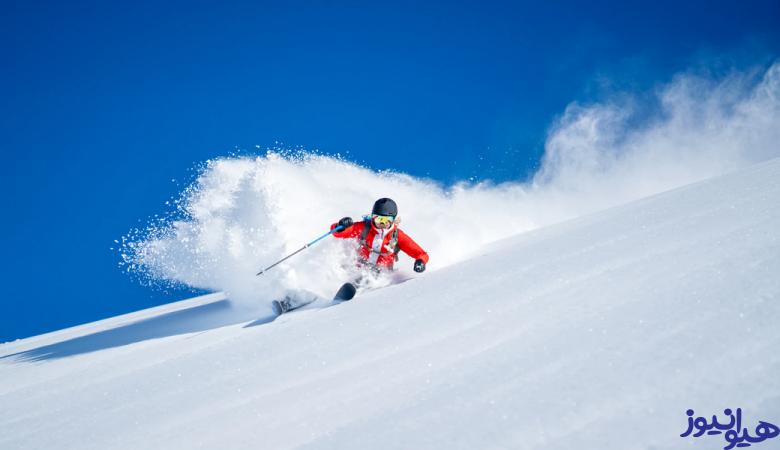 شرط بندی روی ورزش اسکی