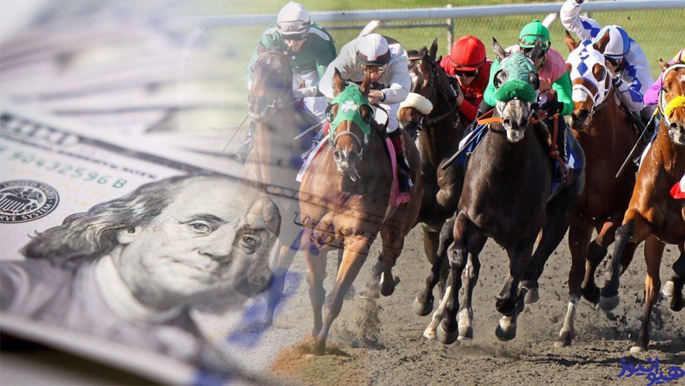 شرط بندی مسابقات اسب سواری
