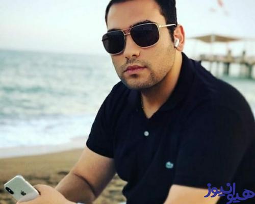 بیوگرافی امین فردین خبرنگار