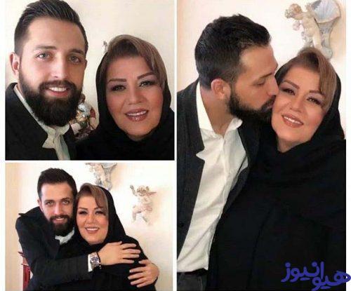 مادر محسن افشانی کیست؟