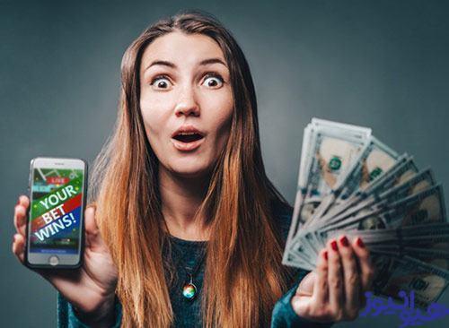بهترین روش برداشت پول شرط بندی