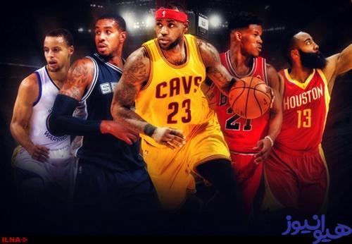 فرم پیش بینی بسکتبال nba